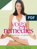 Yoga Journal Healing