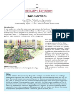 Georgia; Rain Gardens - University of Georgia