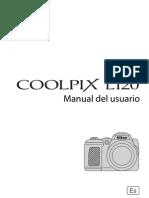 Manual de Nikon Cooplix L120
