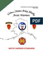 Arctic Warrior Standard (Blue Book)
