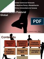 Reeducación Postural global (nueva)