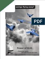Power of ELSS