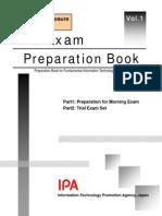 FE Exam Preparation Book VOL1 LimitedDisclosureVer