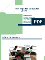Useful Office Postures