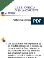 potenciaelectricaalterna