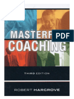 Masterful Coaching 3ed Chapter One