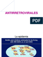 Tratamiento HIV