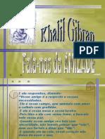 Khalil Gibran Amizade