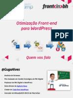 Otimizacao Frontend Wordpress 110814113500 Phpapp01