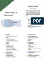 CURSO DE FÍSICA GERAL III-V.2