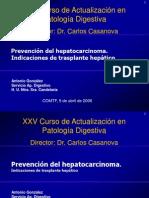 HEPATROCARCINOMA PRESENTACION