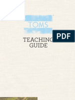 Toms Teaching Guide 2011