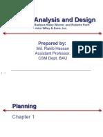 Ch 01 - Planning