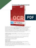 ABBYY Fine Reader Corporate Edition 10