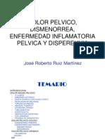 Dolor Pelvico y Dismenorrea.pptcomple.ppt Hoyy