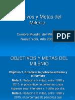 Metas Del Milenio - Consuelo Morillo