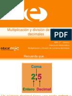 45743 179987 Operaciones Con Decimales