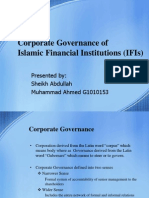 Corporate Governance Consolidated