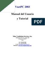 VnetPC 2003 Users Manual_Spanish