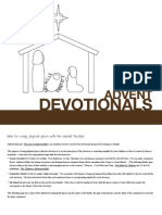 Daily Advent Devotionals