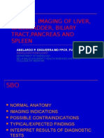 Clinical Imaging of Liver, Gallbladder, Biliary