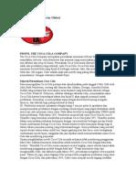 Studi Kasus Pemasaran Global Coca Cola