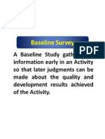 Introduction to Baseline