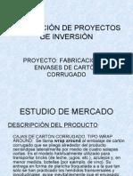 EvaluaciÒn de Proyectos de InversiÒn