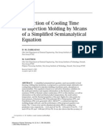 Simplified Cooling Time Calculation Zarkadas
