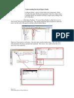 Understanding Queries in Report Studio