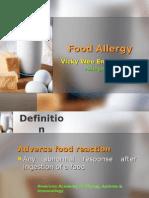 Pedia - Food Allergy