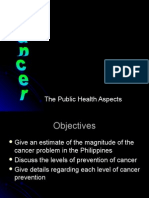 Med - Public Health Aspects Oncology