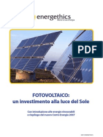 Fotovoltaico Libro
