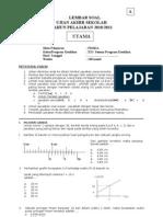 Soal MGMP Fisika Jawa Tengah (a)