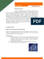 Curriculum 01 Introduction