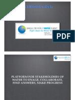 Bangalore World Water Summit