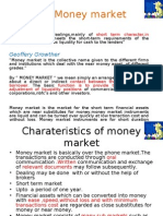 Defining Money Market