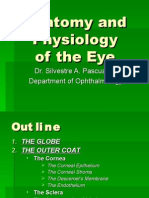 Ophtha - Anatomy and Physiology of the Eye 2007