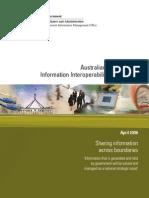 Information Interoperability Framework