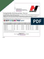 Hardigg Blackbox Price List