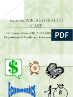 Commed - Economics in Health Care 08