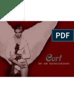 Cort 2007 Catalog