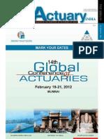 Actuary India Oct 2011