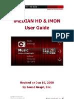 Imon & Imedian Hd User's eng