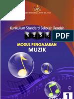 Modul Pengajaran Muzik Kssr Tahun 1