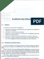 Auditoria Dos Estoques