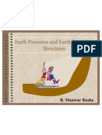 Dr. B M Basha_Earth Pressure_Calculations