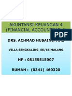 Partnership Awal Kuliah