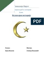 Seminarski., Islam