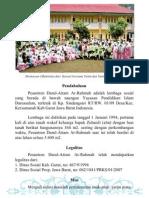 "Profil Darul Aitam ""ar-Rahmah (Indonesia)"